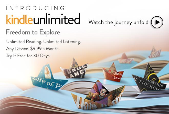 Amazon, Kindle, Service, Kindleunlimited, Subscription, 読み放題, 電子書籍