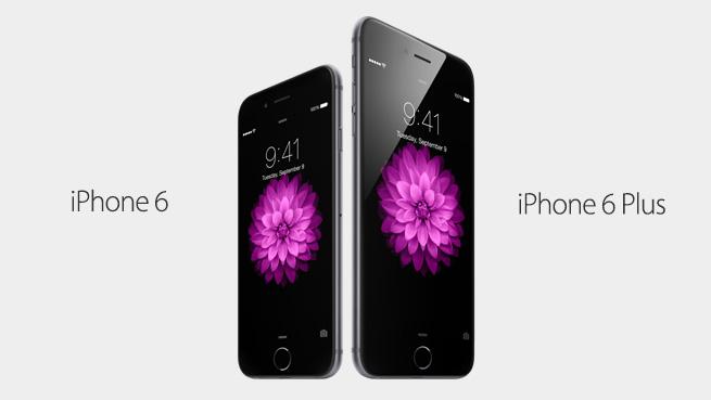 apple iphone6 plus sales record