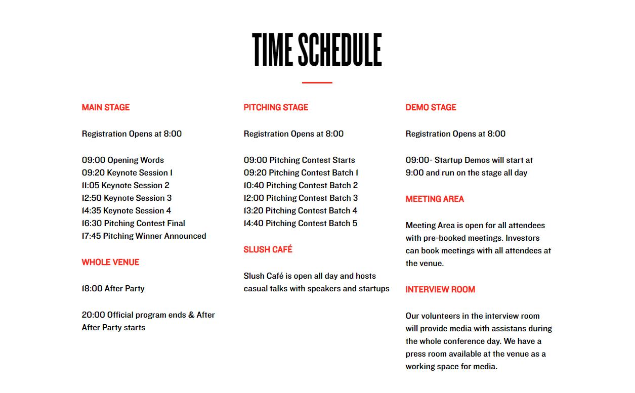 slush-asia-timetable