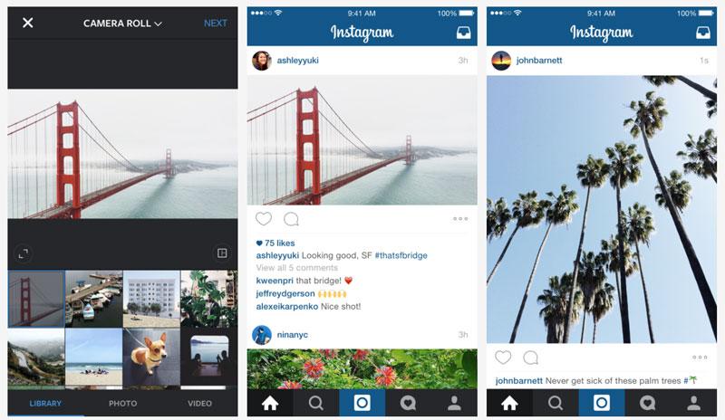 instagram full size photos portrait landscape