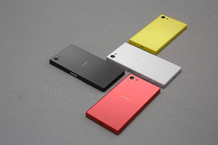 sony officially launch xperia z5 compact premium ifa15
