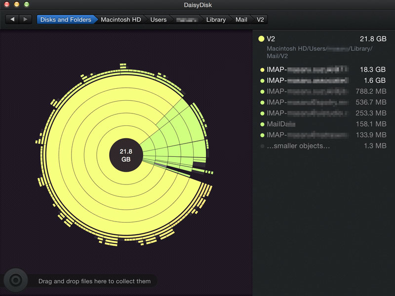Review-DaisyDisk-Email-Accounts
