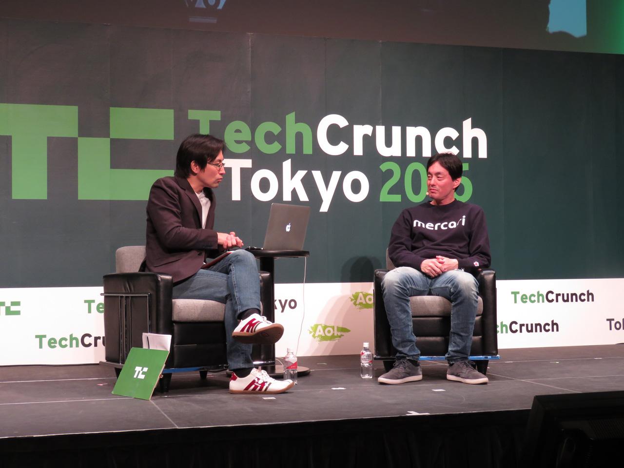 techcrunch-tokyo-2016-mercari-talk